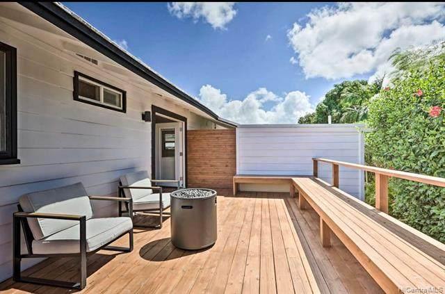 4065 Iwalani Place, Honolulu, HI 96816 (MLS #202107375) :: Corcoran Pacific Properties