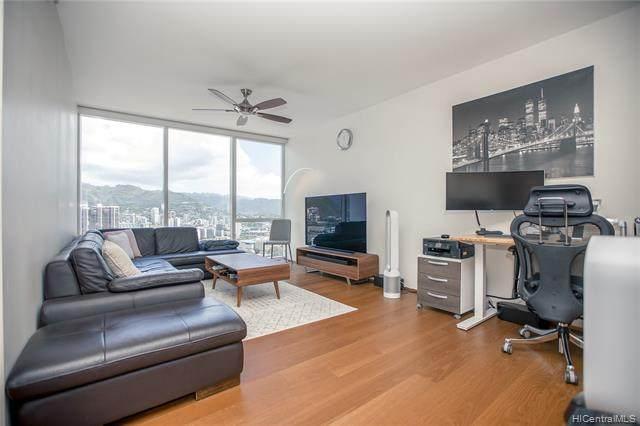 888 Kapiolani Boulevard #3312, Honolulu, HI 96813 (MLS #202107607) :: Island Life Homes