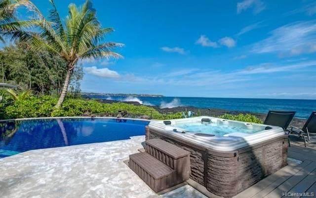 15-1849 Beach Road, Keaau, HI 96749 (MLS #202107684) :: Keller Williams Honolulu
