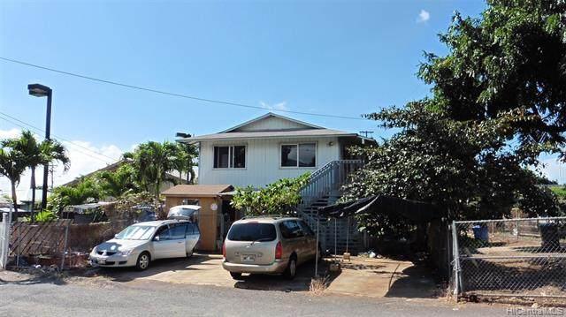 1227 Houghtailing Street, Honolulu, HI 96817 (MLS #202107812) :: Team Lally