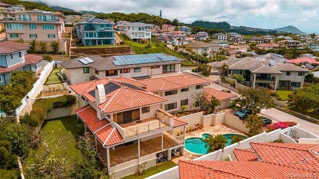 1916 Nuna Place, Honolulu, HI 96821 (MLS #202108059) :: Keller Williams Honolulu