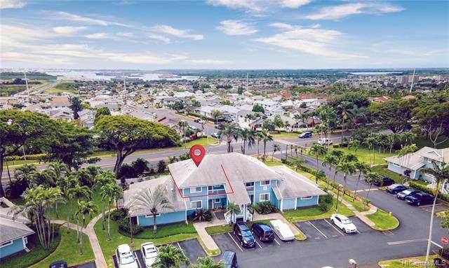 94-970 Lumiauau Street J202, Waipahu, HI 96797 (MLS #202108275) :: Team Lally