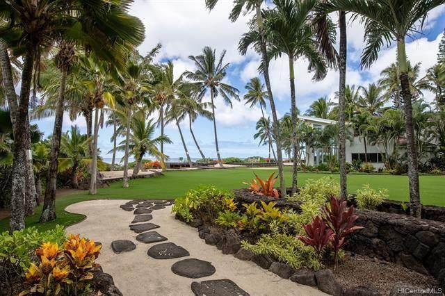 61-581 Pohaku Loa Way, Haleiwa, HI 96712 (MLS #202108303) :: LUVA Real Estate