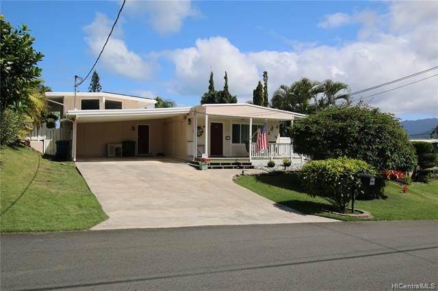 462 Iliwahi Loop, Kailua, HI 96734 (MLS #202108443) :: Team Lally