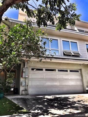 1032 Spencer Street #1, Honolulu, HI 96822 (MLS #202108537) :: Keller Williams Honolulu