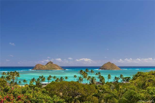 1142 Koohoo Place, Kailua, HI 96734 (MLS #202108668) :: Corcoran Pacific Properties