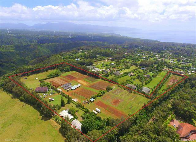 59-705 Pupukea Road, Haleiwa, HI 96712 (MLS #202108801) :: Team Lally