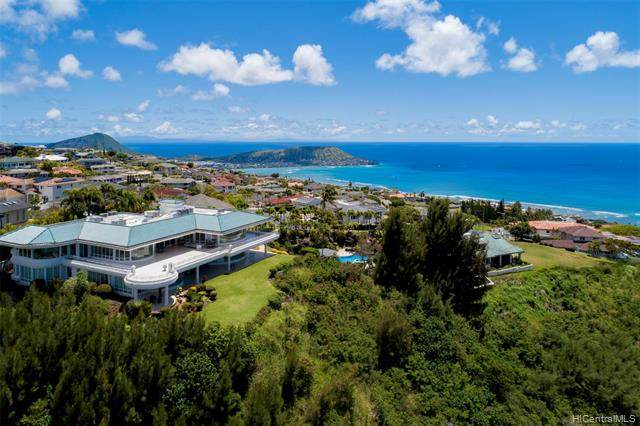 1133 Ikena Circle, Honolulu, HI 96821 (MLS #202108813) :: Corcoran Pacific Properties