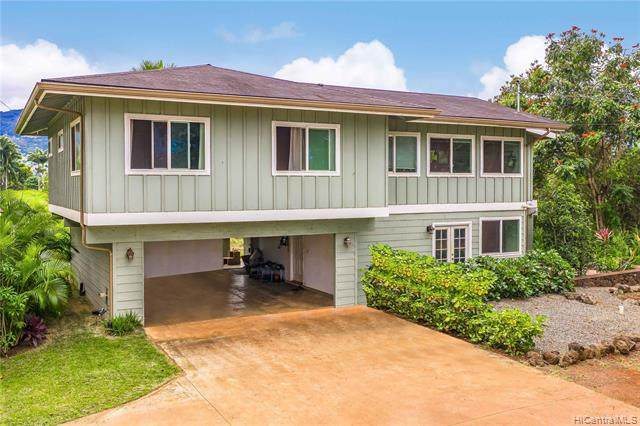 66-350 Waialua Beach Road A, Haleiwa, HI 96712 (MLS #202109204) :: Corcoran Pacific Properties