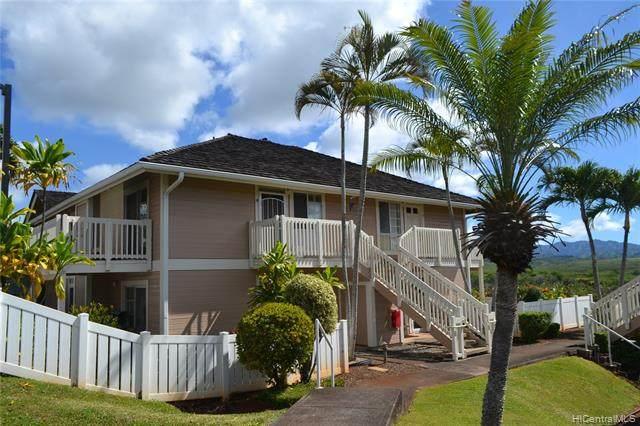 94-101 Luluka Place K101, Waipahu, HI 96797 (MLS #202109208) :: Keller Williams Honolulu