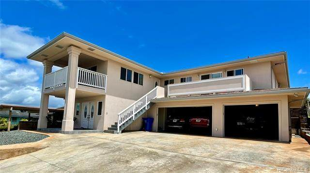 920 Paaaina Street, Pearl City, HI 96782 (MLS #202109342) :: Island Life Homes