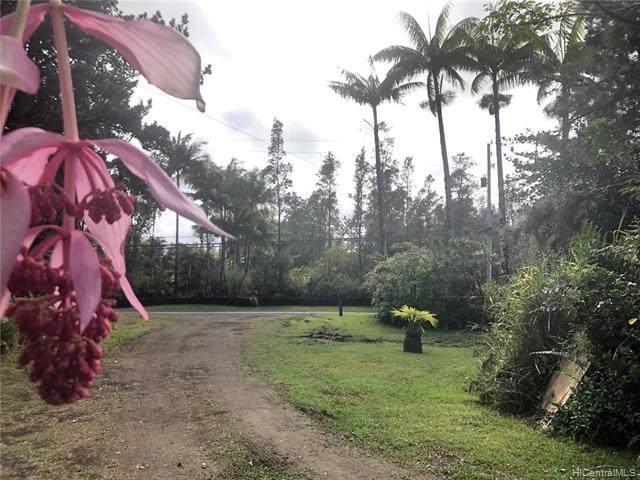 16-1247 Uhini Ana Road, Mountain View, HI 96771 (MLS #202109433) :: Barnes Hawaii