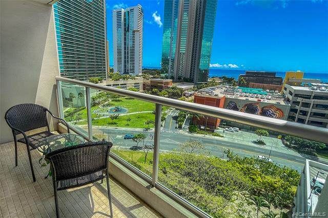 1133 Waimanu Street #1204, Honolulu, HI 96814 (MLS #202109487) :: Hawai'i Life