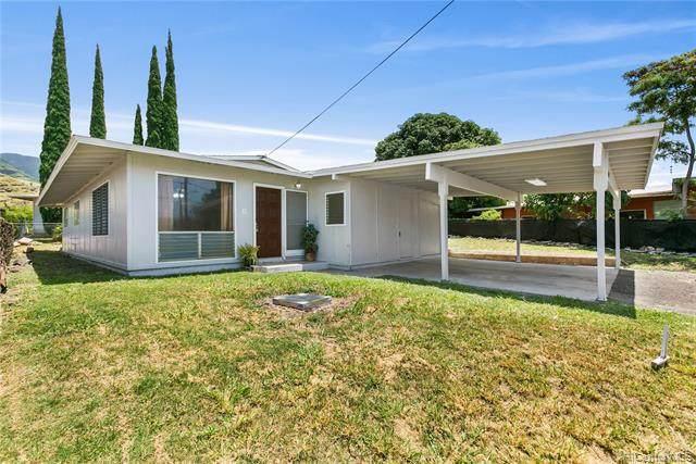 85-712 Piliuka Place, Waianae, HI 96792 (MLS #202109749) :: Corcoran Pacific Properties