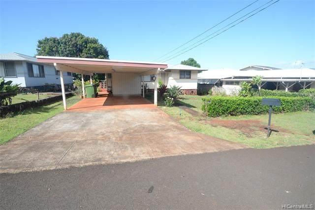 1322 Noelani Street, Pearl City, HI 96782 (MLS #202109780) :: Hawai'i Life