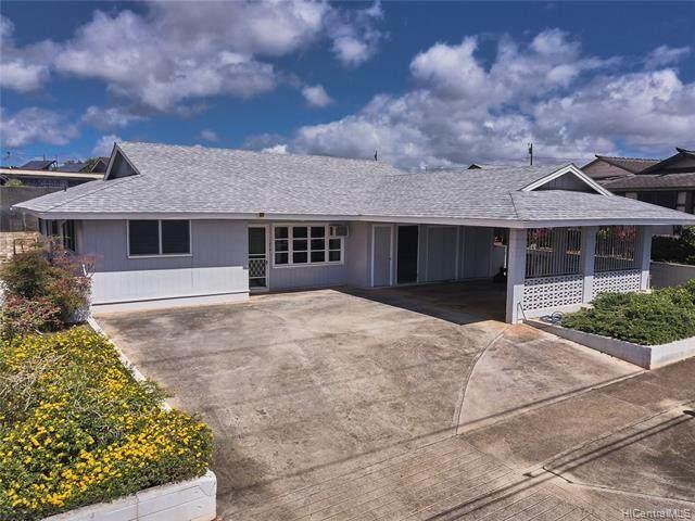 1478 Kuahaka Street, Pearl City, HI 96782 (MLS #202110073) :: Hawai'i Life