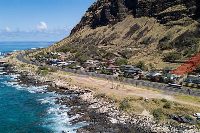 87-1320 Farrington Highway A, Waianae, HI 96792 (MLS #202110102) :: Team Lally