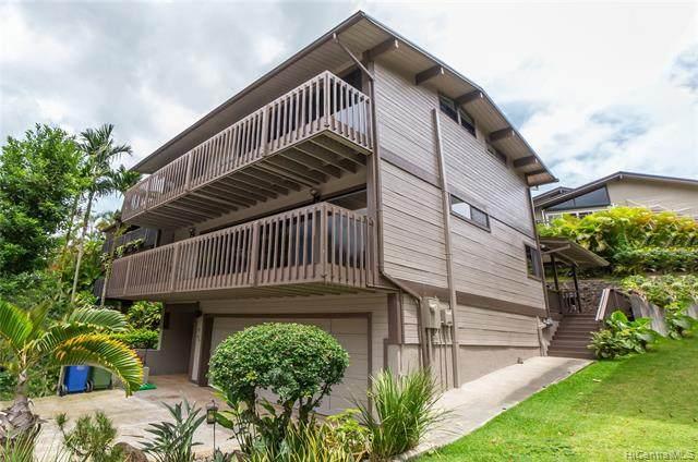 45-659 Haamaile Street, Kaneohe, HI 96744 (MLS #202110118) :: Keller Williams Honolulu