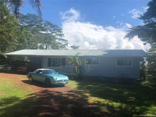 15-1758 30th Avenue, Keaau, HI 96749 (MLS #202110166) :: Keller Williams Honolulu