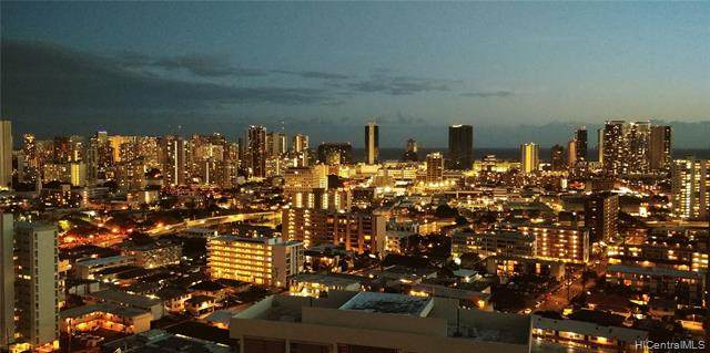 1630 Liholiho Street #2310, Honolulu, HI 96822 (MLS #202110214) :: Team Lally
