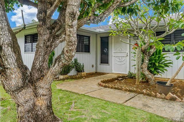 45-743 Hilinai Street, Kaneohe, HI 96744 (MLS #202110252) :: Barnes Hawaii