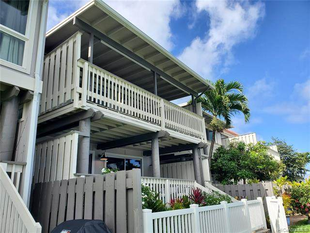 519 Keolu Drive D, Kailua, HI 96734 (MLS #202110384) :: Keller Williams Honolulu