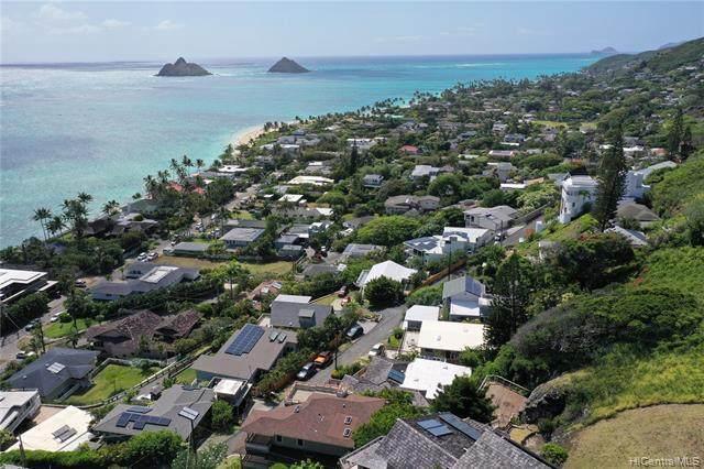 21 Aalapapa Place, Kailua, HI 96734 (MLS #202110401) :: Hawai'i Life