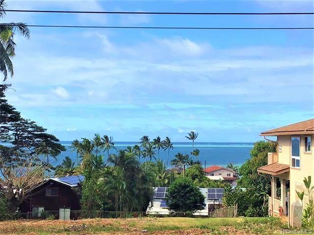 47-240 Iuiu Street, Kaneohe, HI 96744 (MLS #202111869) :: Team Lally