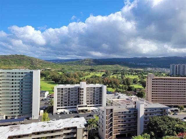 3045 Ala Napuaa Place #1113, Honolulu, HI 96818 (MLS #202112070) :: Barnes Hawaii