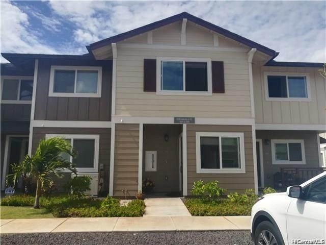 724 Kakala Street #1904, Kapolei, HI 96707 (MLS #202112186) :: Weaver Hawaii | Keller Williams Honolulu