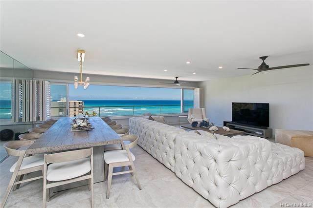2895 Kalakaua Avenue 1205 1206, Honolulu, HI 96815 (MLS #202112391) :: LUVA Real Estate