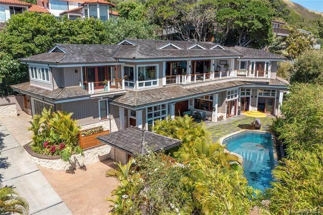 1037 Koohoo Place, Kailua, HI 96734 (MLS #202112408) :: Corcoran Pacific Properties