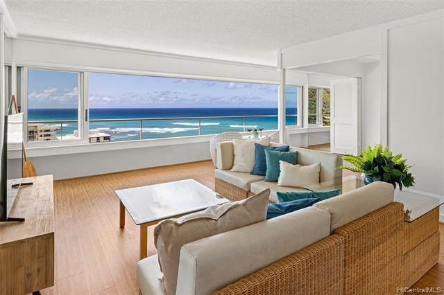 2895 Kalakaua Avenue #1809, Honolulu, HI 96815 (MLS #202112554) :: LUVA Real Estate