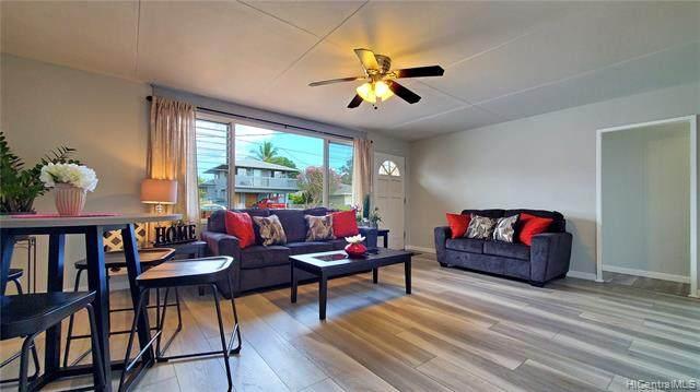 328 Hoomalu Street, Pearl City, HI 96782 (MLS #202112747) :: Weaver Hawaii | Keller Williams Honolulu