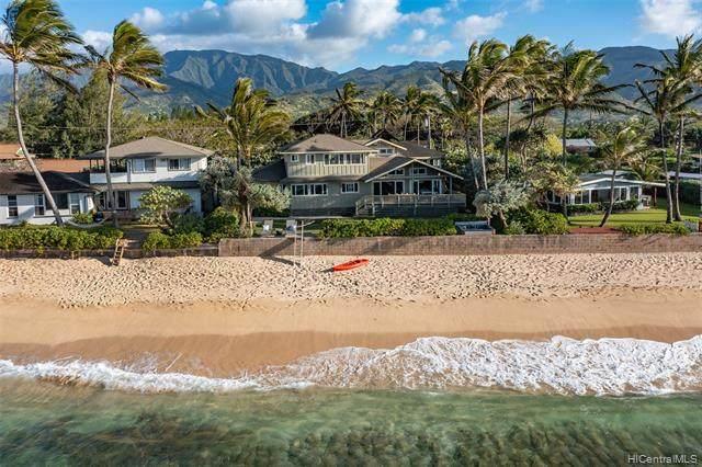 68-765 Crozier Drive, Waialua, HI 96791 (MLS #202112875) :: Corcoran Pacific Properties