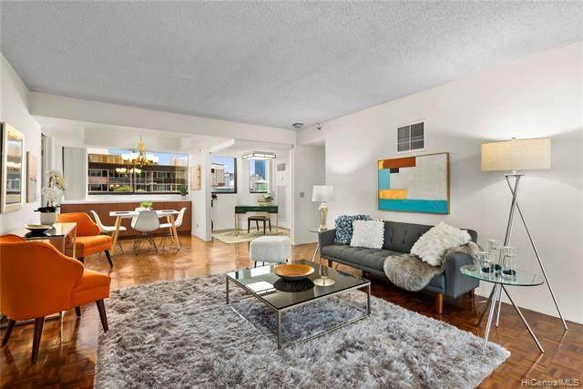 1114 Punahou Street 4B, Honolulu, HI 96826 (MLS #202112978) :: Compass
