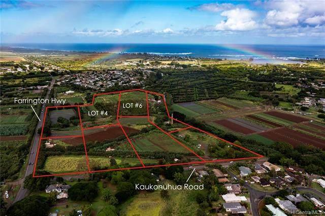 66-1139 Kaukonahua Road #4, Waialua, HI 96791 (MLS #202113129) :: Team Lally