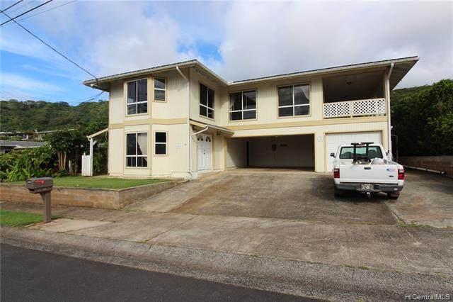 45-437 Nakuluai Street, Kaneohe, HI 96744 (MLS #202113628) :: Weaver Hawaii | Keller Williams Honolulu