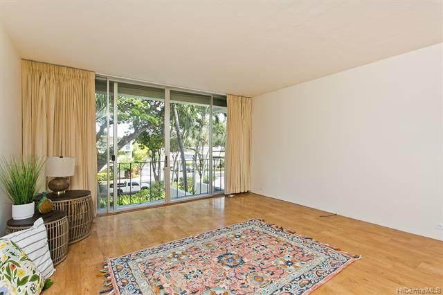 3030 Pualei Circle #205, Honolulu, HI 96815 (MLS #202115228) :: LUVA Real Estate
