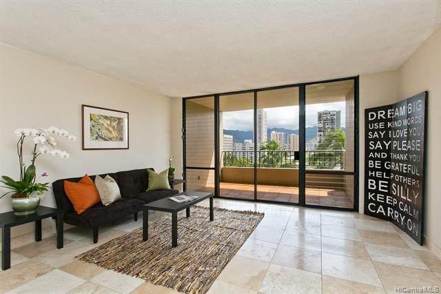2121 Ala Wai Boulevard #905, Honolulu, HI 96815 (MLS #202115620) :: Island Life Homes