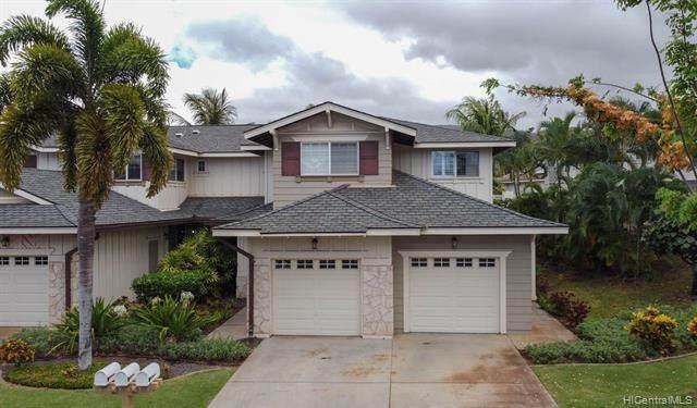 92-1053F Koio Drive M9-6, Kapolei, HI 96707 (MLS #202116012) :: Weaver Hawaii | Keller Williams Honolulu