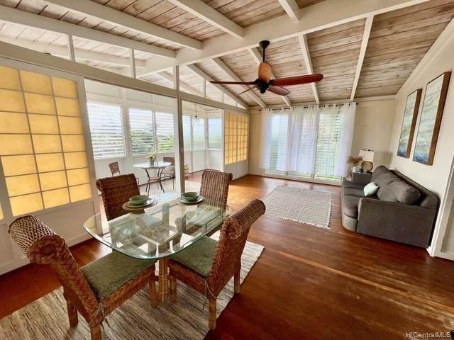 61-170 Ikuwai Way, Haleiwa, HI 96712 (MLS #202116167) :: LUVA Real Estate