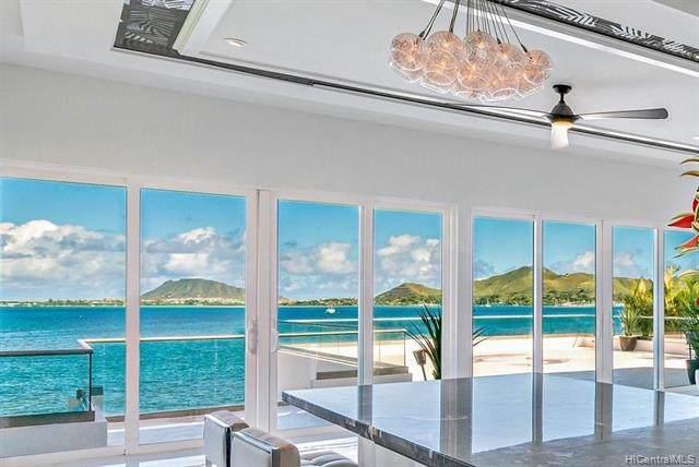 45-001 Kuhonu Place, Kaneohe, HI 96744 (MLS #202116418) :: LUVA Real Estate
