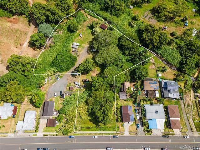 Lot 62 Waihee Road, Kaneohe, HI 96744 (MLS #202116436) :: LUVA Real Estate