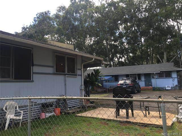 104A Lakeview Circle, Wahiawa, HI 96786 (MLS #202116479) :: Weaver Hawaii | Keller Williams Honolulu