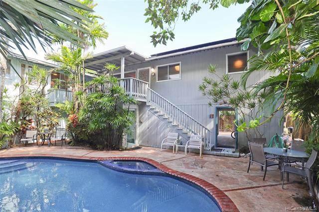 481 Kawailoa Road A1a And A1b, Kailua, HI 96734 (MLS #202118335) :: LUVA Real Estate
