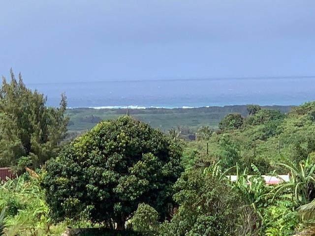 56-664 Plantation Road Lot 13, Kahuku, HI 96731 (MLS #202118443) :: Hawai'i Life