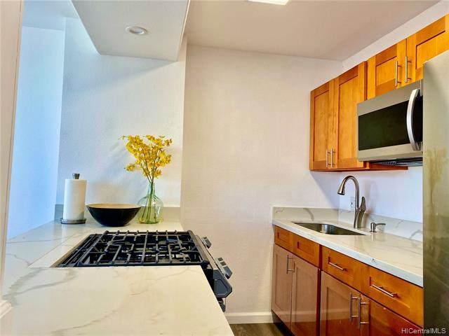 2977 Ala Ilima Street #506, Honolulu, HI 96818 (MLS #202118539) :: LUVA Real Estate