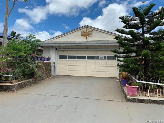 94-428 Kuahui Street, Waipahu, HI 96797 (MLS #202118758) :: Weaver Hawaii | Keller Williams Honolulu