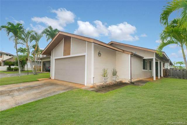 94-106 Alake Street, Mililani, HI 96789 (MLS #202118937) :: Keller Williams Honolulu